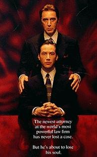 Filme O advogado do Diabo